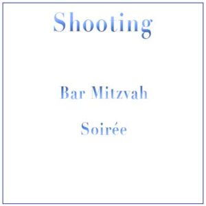 Shooting Bar Mitzvah Soirée