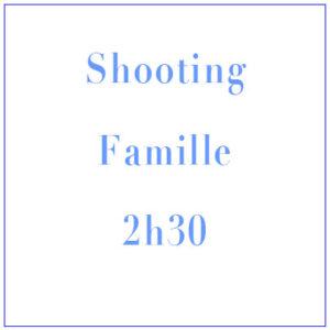 SÉANCE FAMILLE –  Shooting en Extérieur