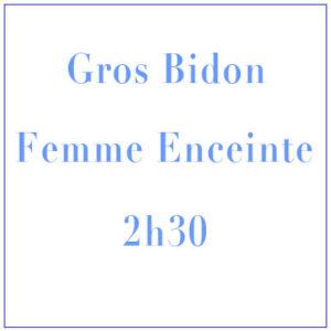 GROS BIDON – Femme enceinte