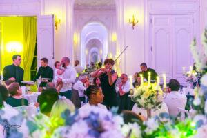 Soirée de mariage au violon