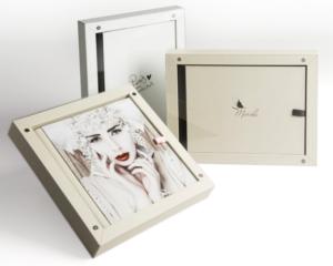 Livre photo mariage – Go Book – 35×25 – 80 Pages – Livre et coffret simili cuir – Graphistudio